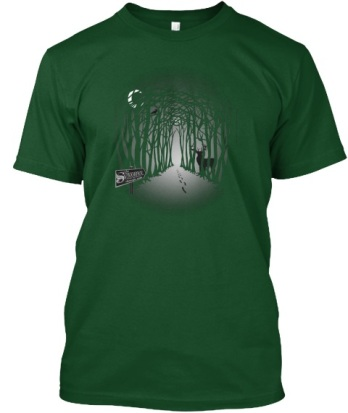 Sojo Tshirt Green front